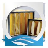 JMRK - Vzduchotechnické filtry